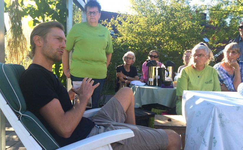 Rapport från besök i kollektivt växthus