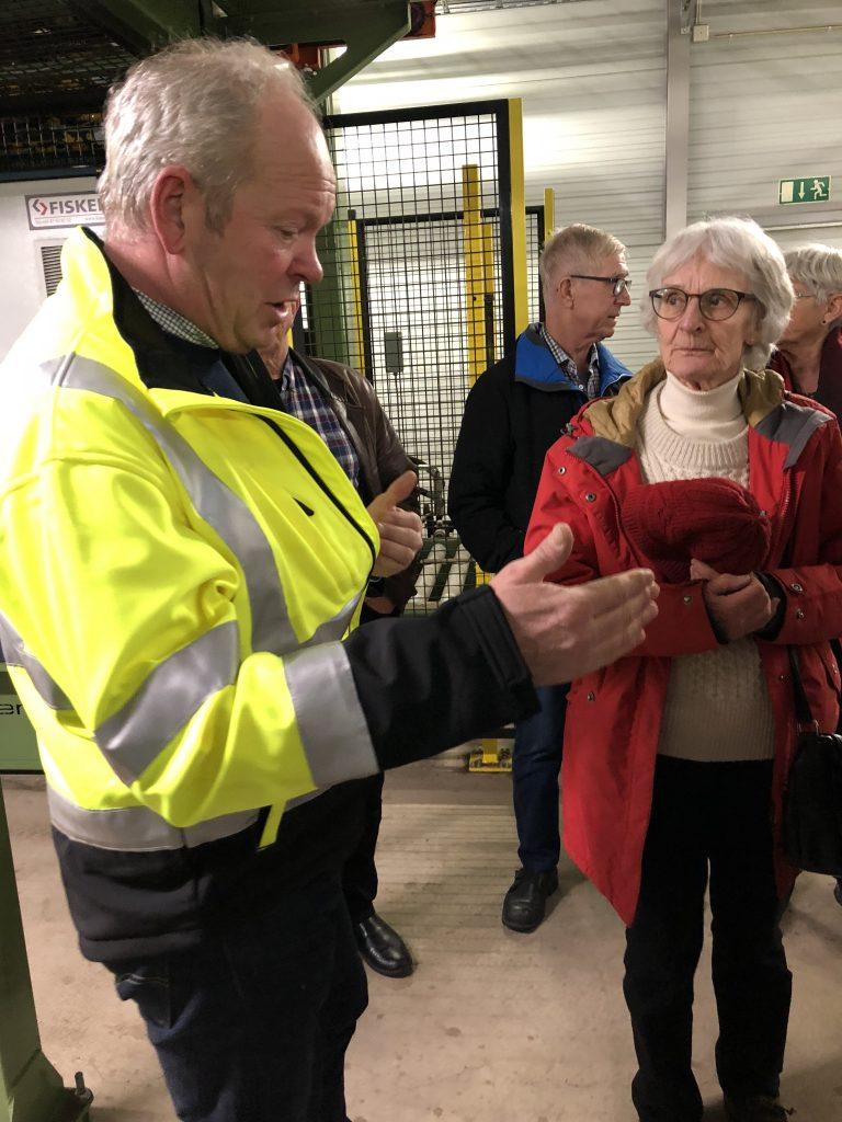 Jan och Inger i jordfabriken