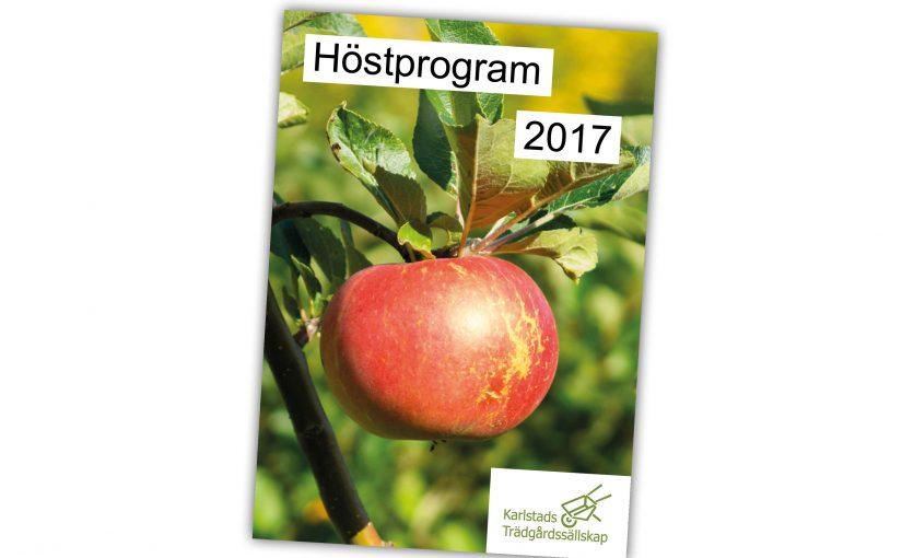 höstprogram 2017