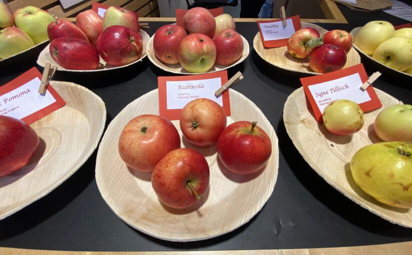 Äpplets dag i specialformat